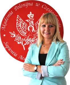 Sylwia Książczyk, MA